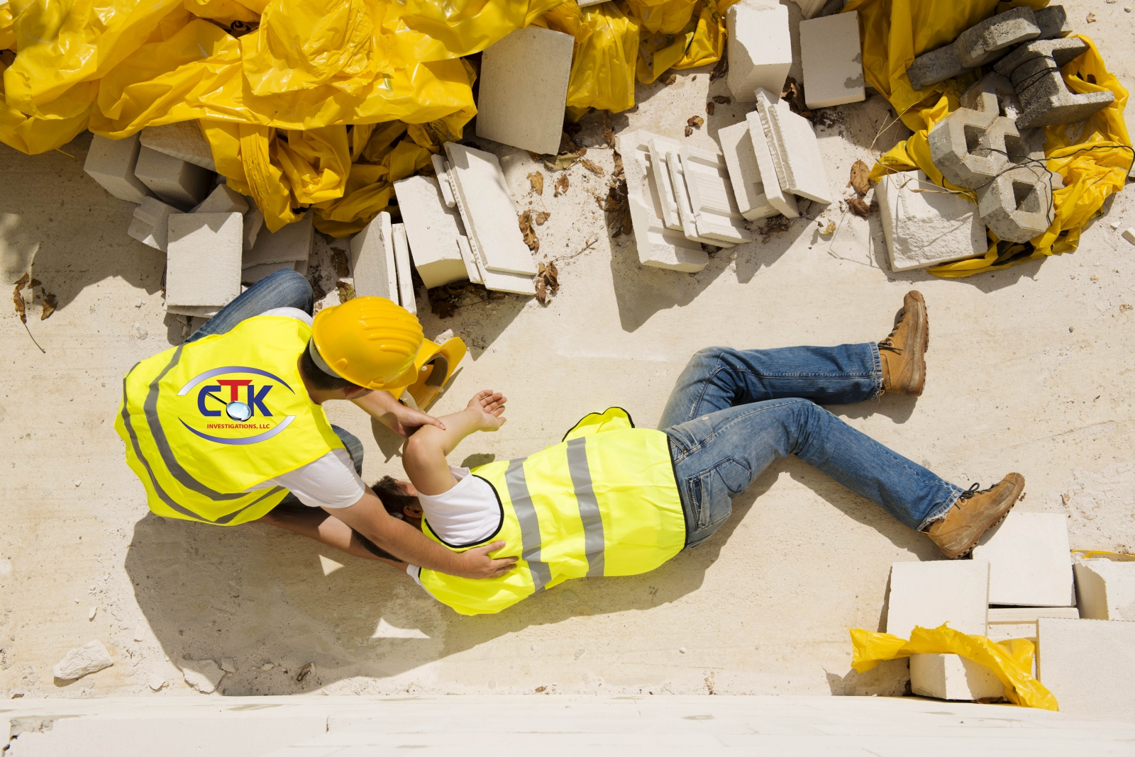Construction accident attorneys and investigators